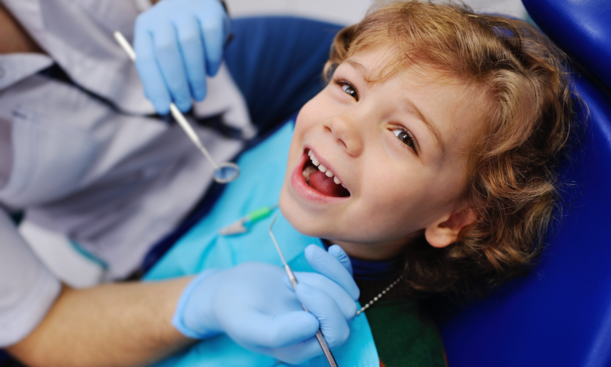 The Benefits of Taking Your Child to an ALF Dentist