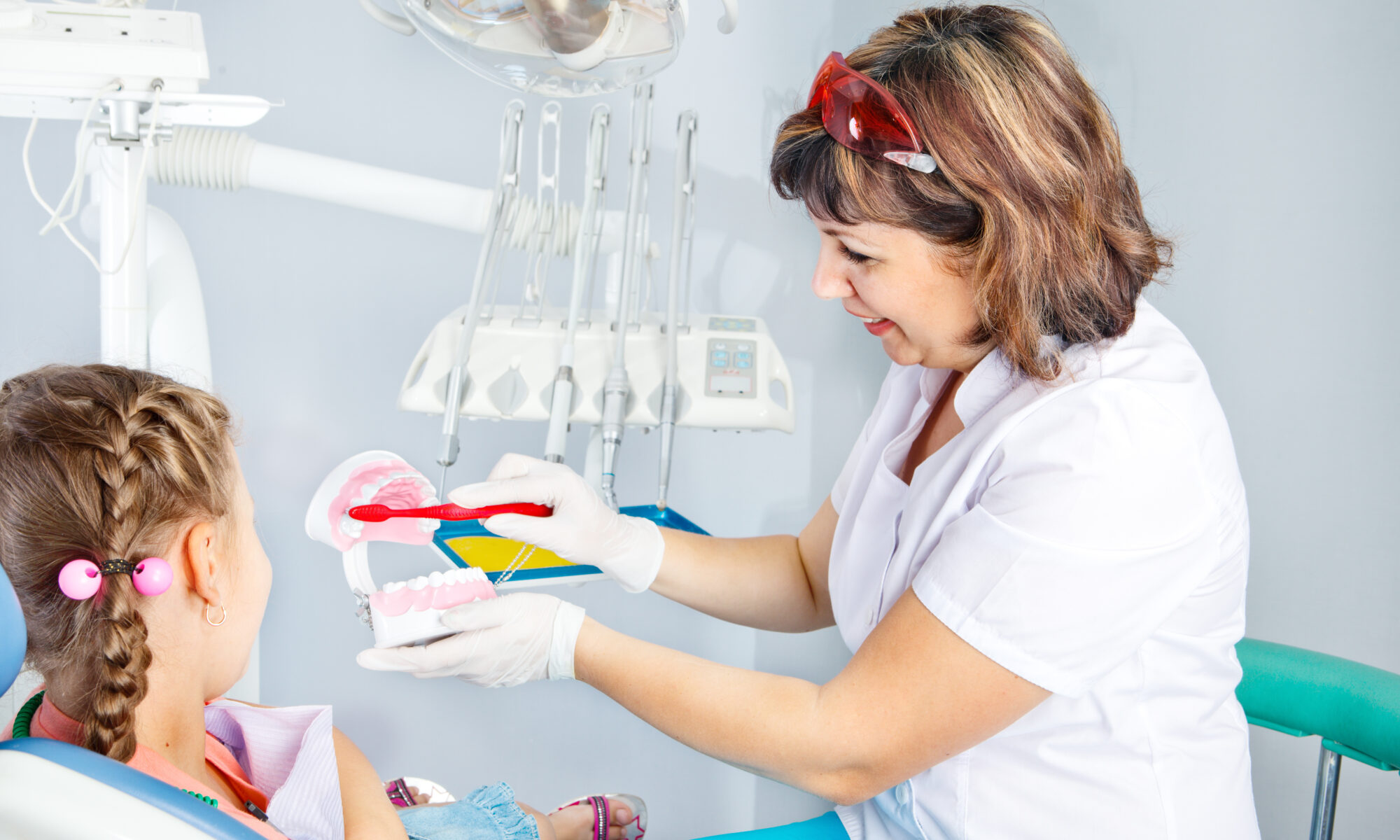 Dentist for Children with Special Needs in Los Angeles CA